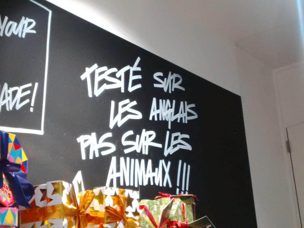 Lush animaux