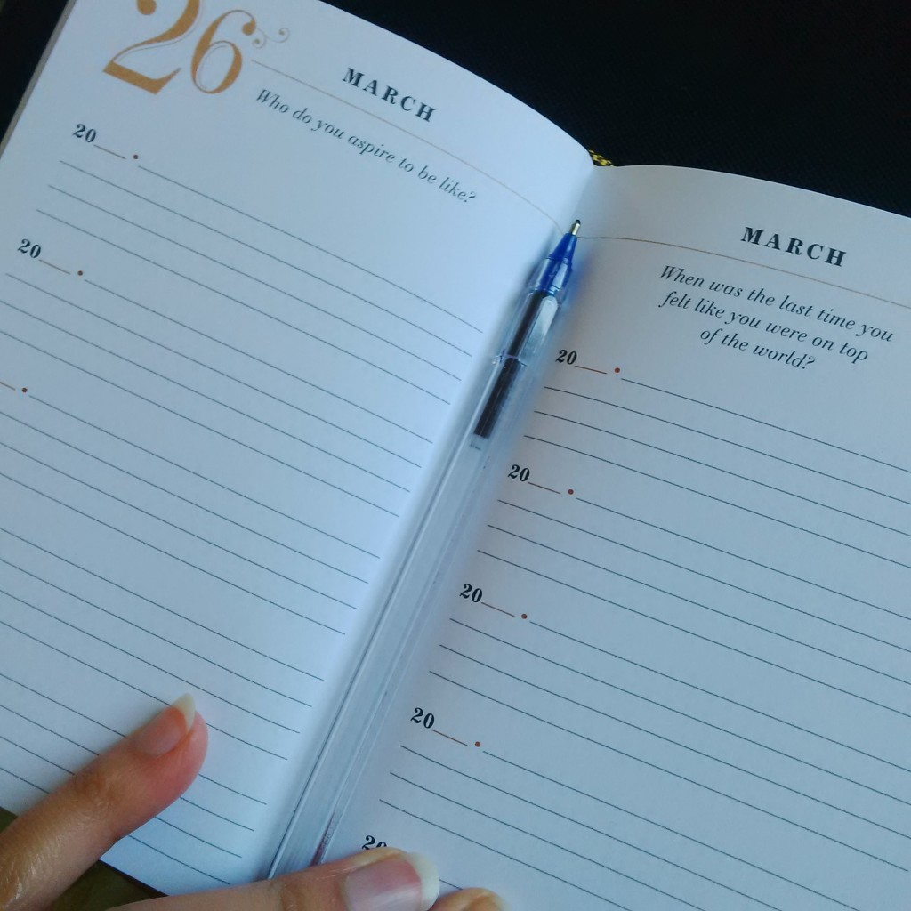 Q&A journal a day